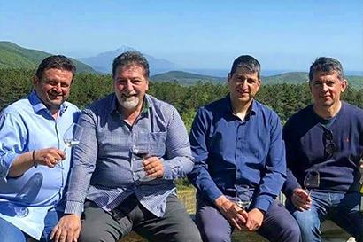 Inhaber Akrathos Newlands Winery