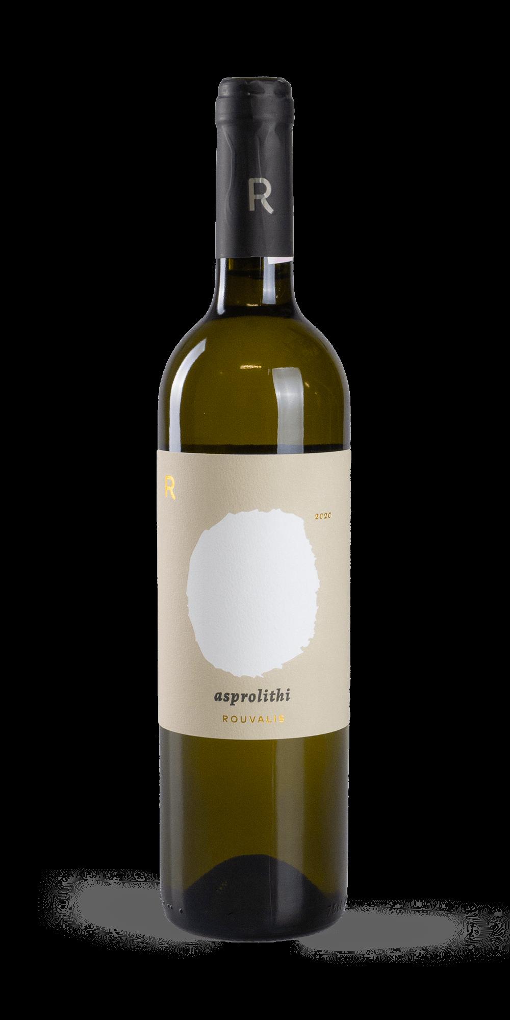 Asprolithi 2020 - Rouvalis Winery