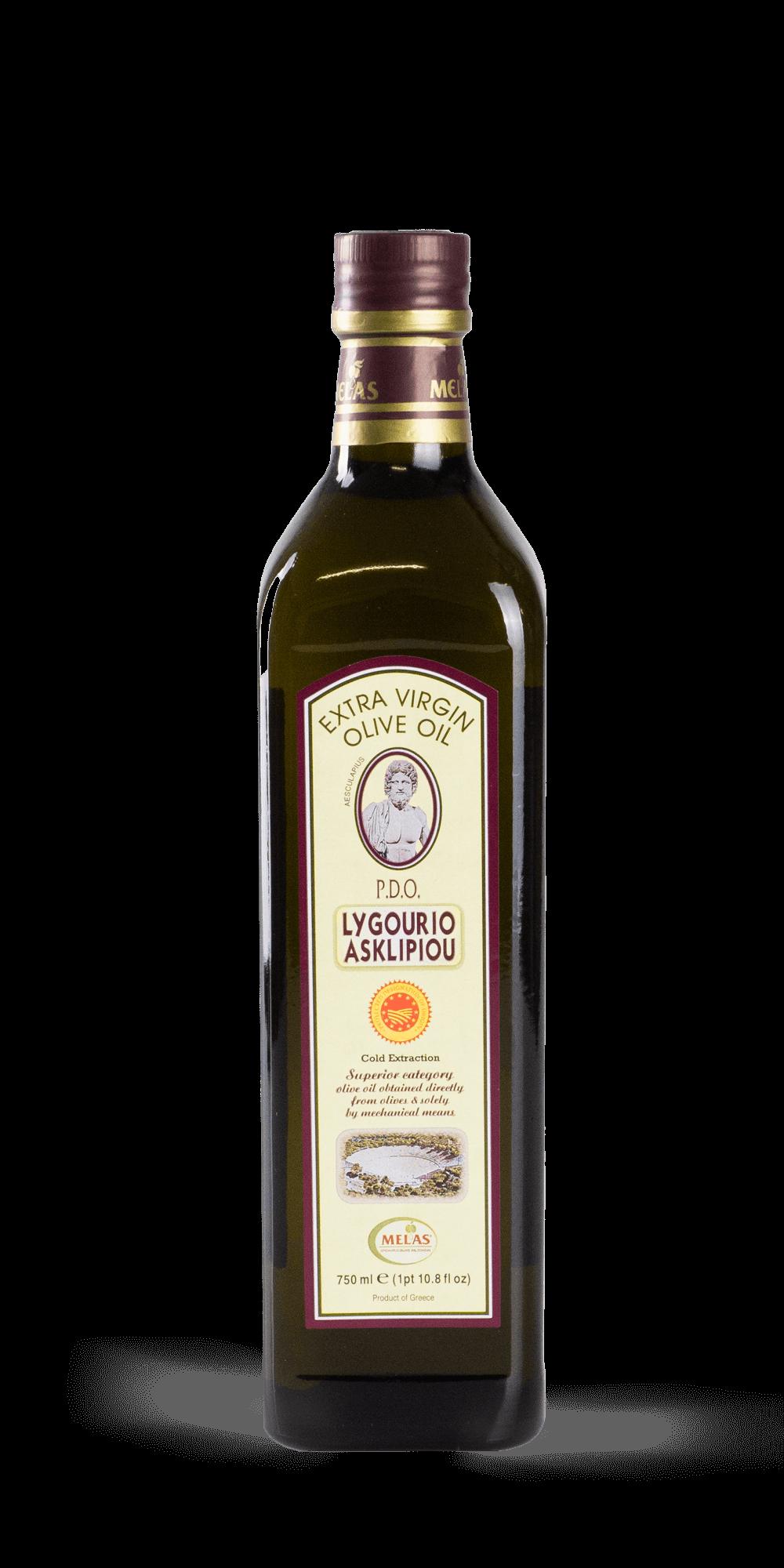 Melas Olivenöl Lygourio 0,75 l