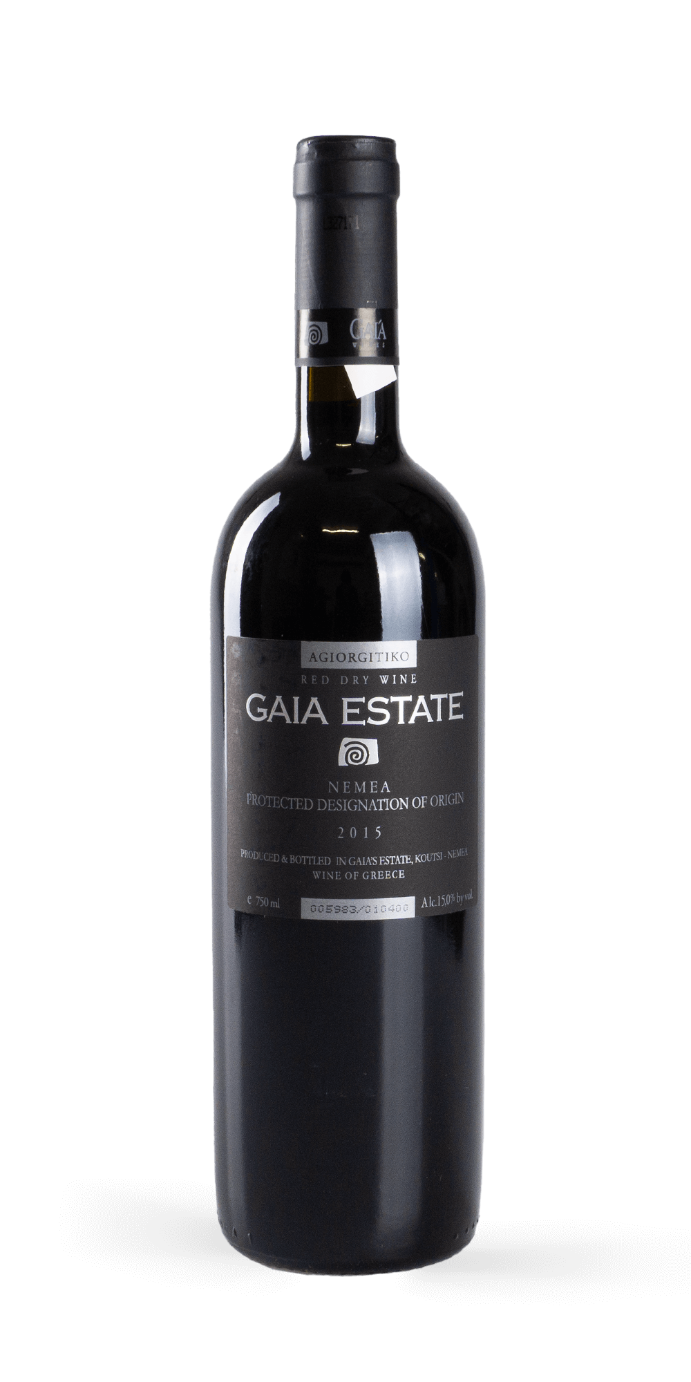 Gaia Estate 2015 - Gaia Wines