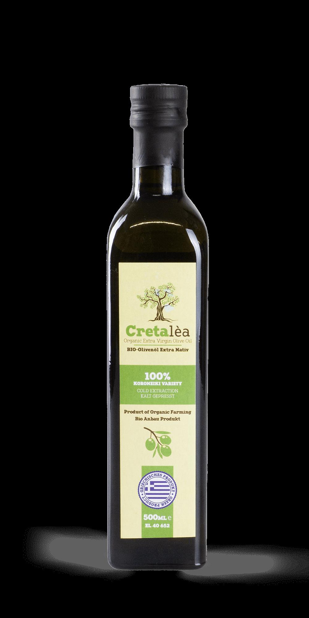Cretalea Olivenöl BIO 0,5 l