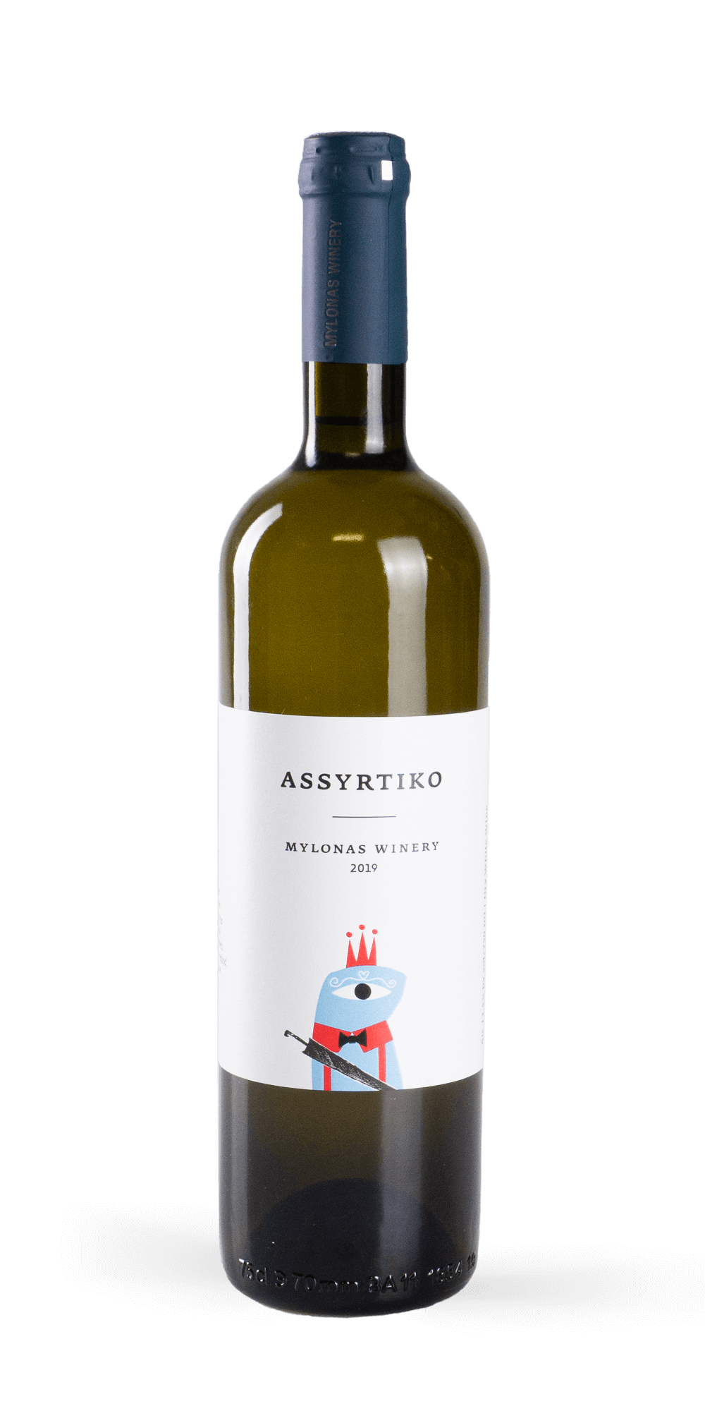 Assyrtiko 2020 - Mylonas Winery