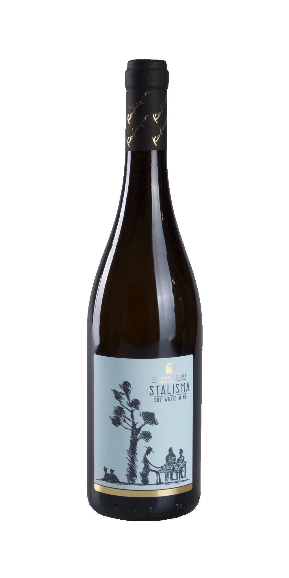 Stalisma Malagousia Eclectique BIO 2020 - Kamara Winery