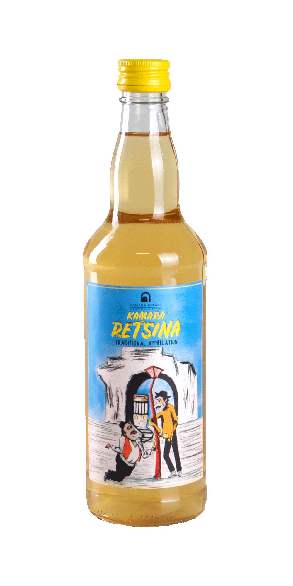 Retsina BIO 2020 - Kamara Winery