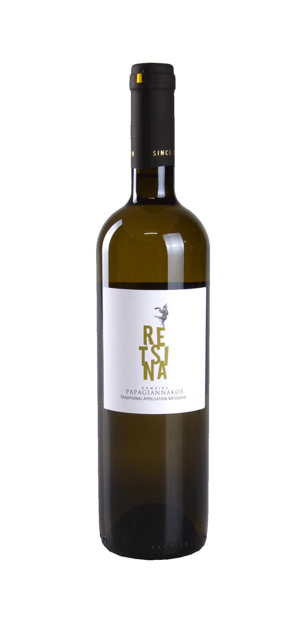 Retsina 2020 - 0,75 l - Domaine Papagiannakos