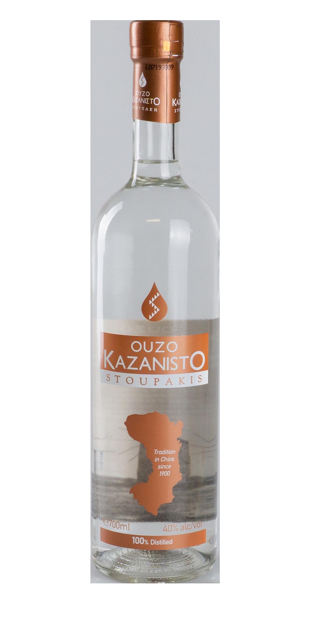 Ouzo Kazanisto 0,7 l  - Stoupakis