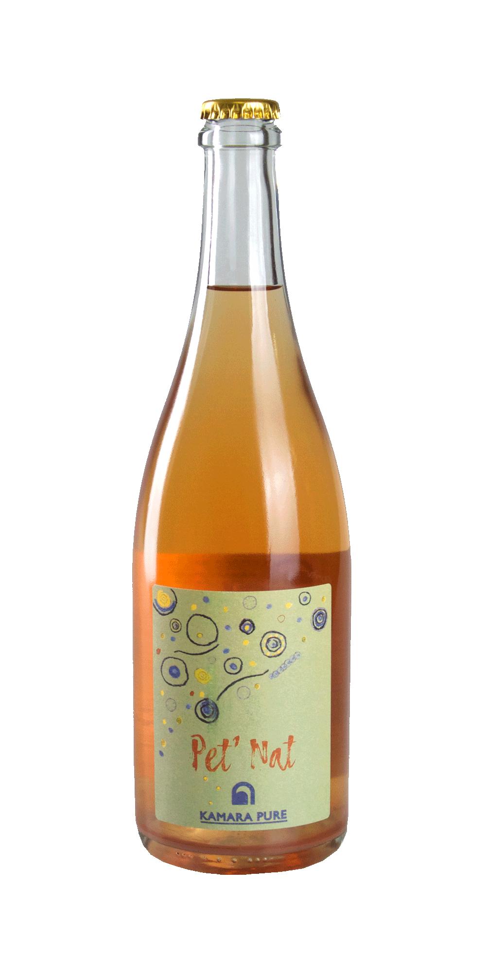 Pet Nat Rosé Semi Dry BIO 2019 - Kamara Winery