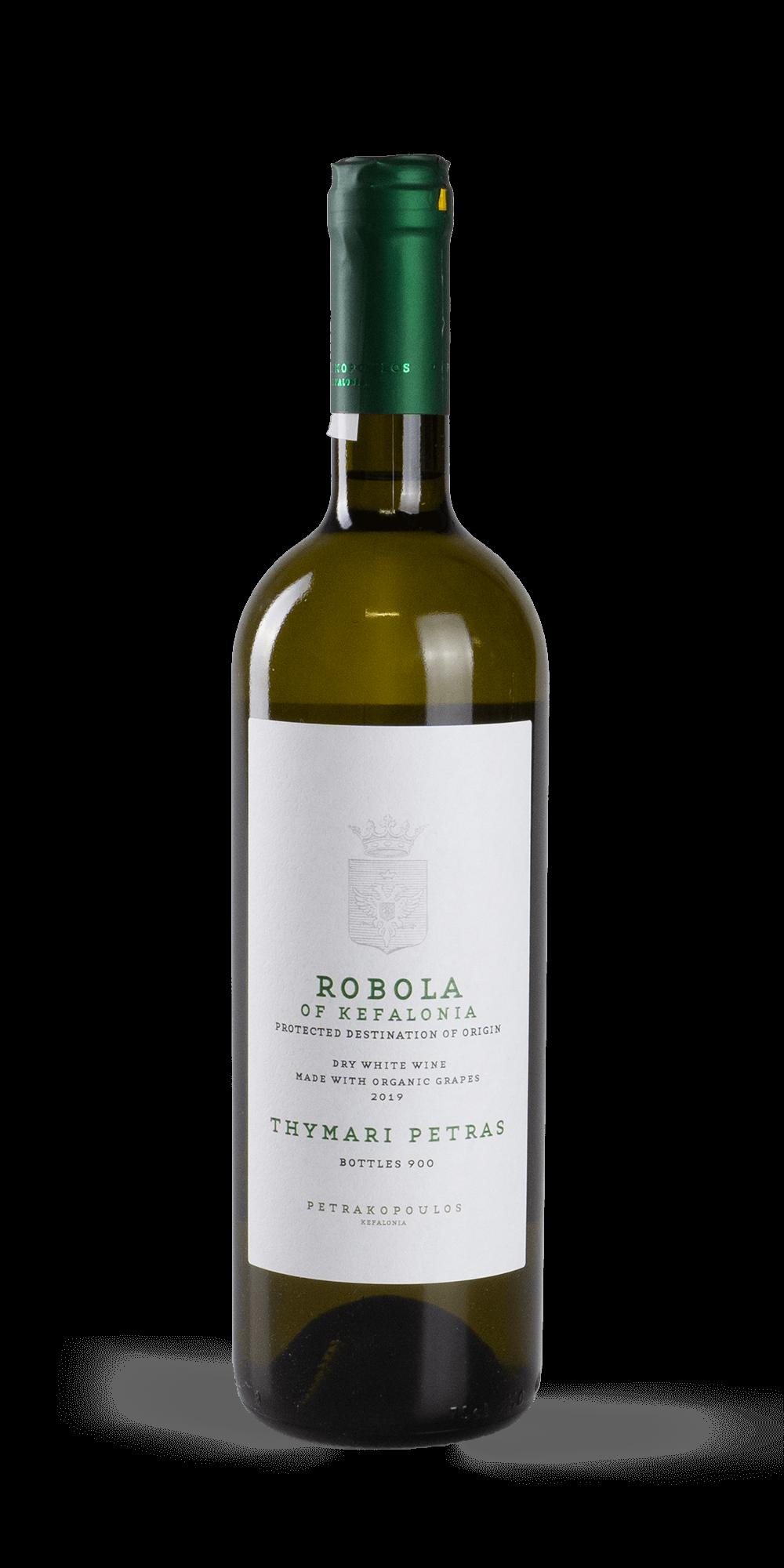Thymari Petras BIO 2019 - Petrakopoulos Wine