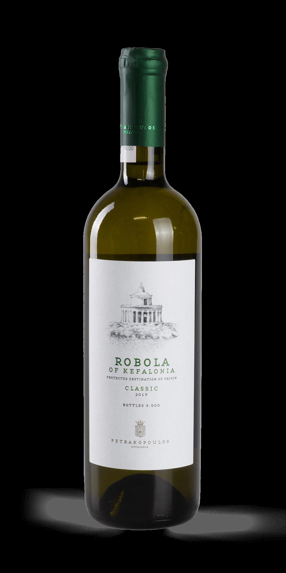Robola of Kefalonia Classic 2019 - Petrakopoulos Wine