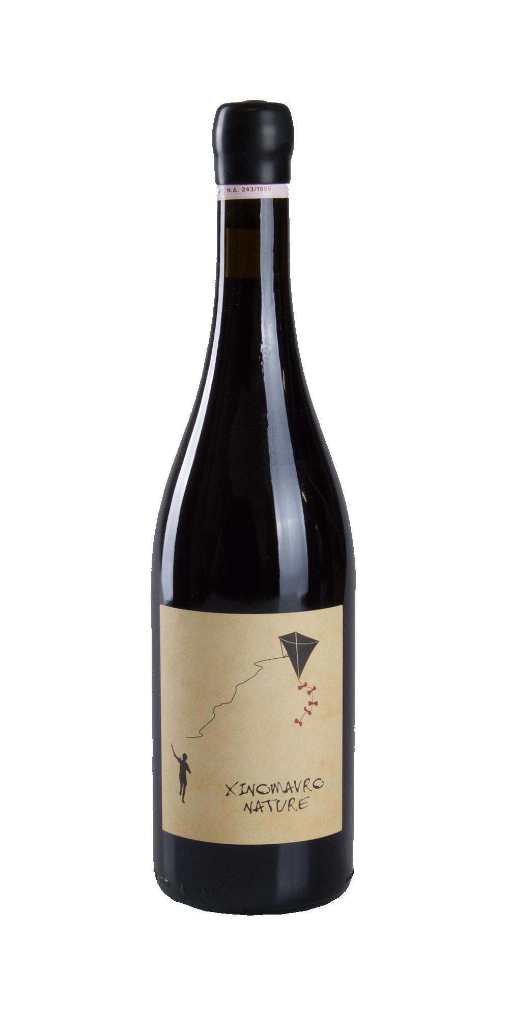 Xinomavro Natur 2019 - Thymiopoulos Vineyards