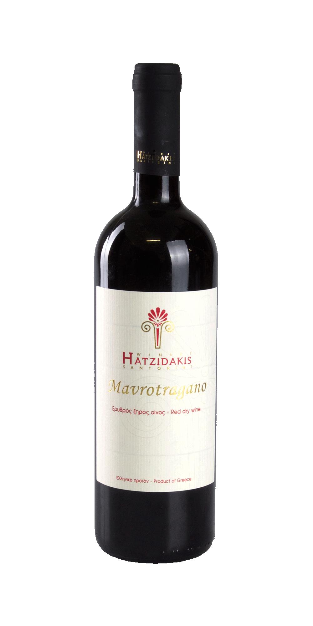Mavrotragano 2016 - Hatzidakis Winery