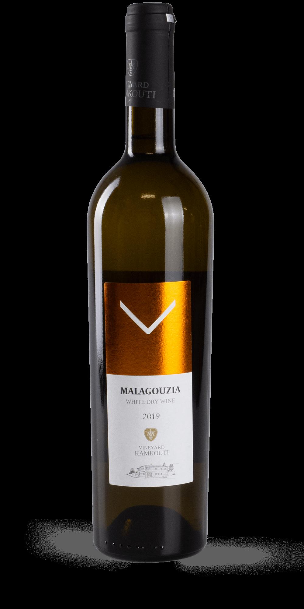 Malagousia  2019 - Kamkoutis Vineyards