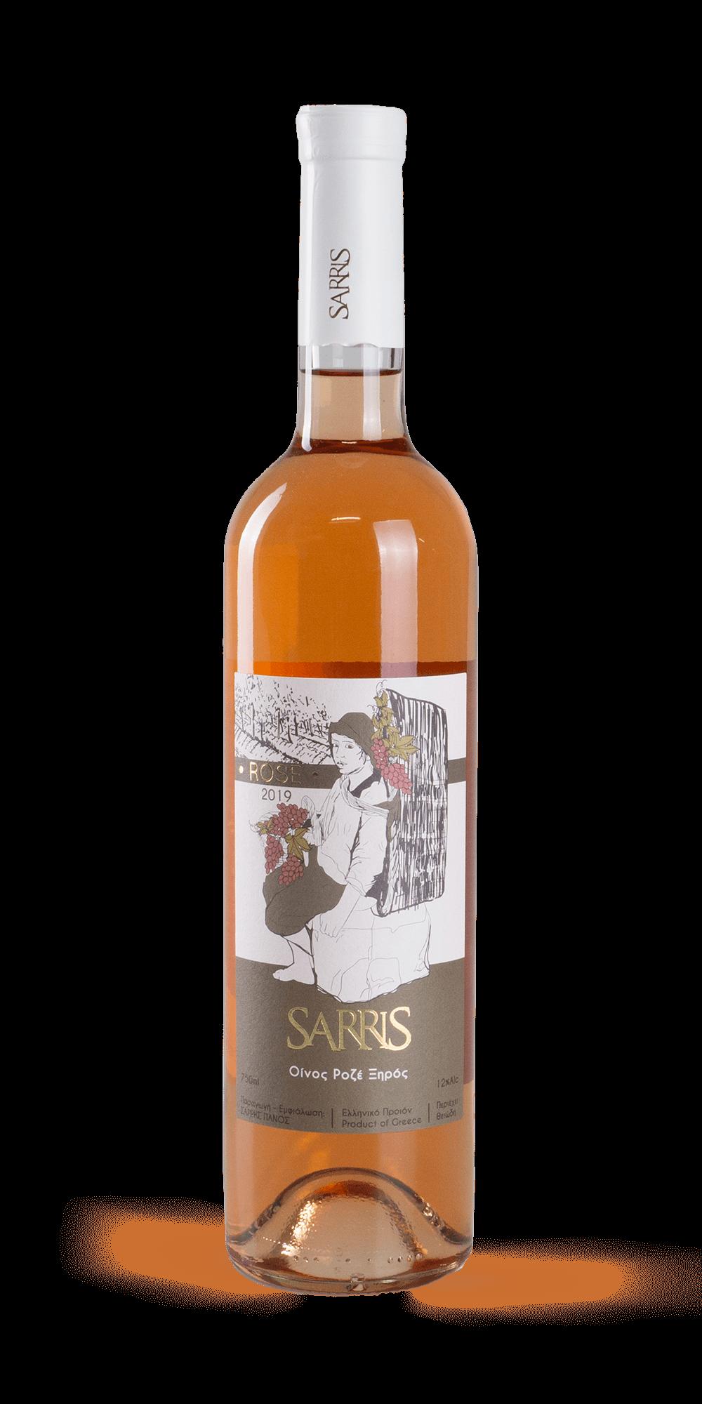 Rose 2019 (Sarris Winery)