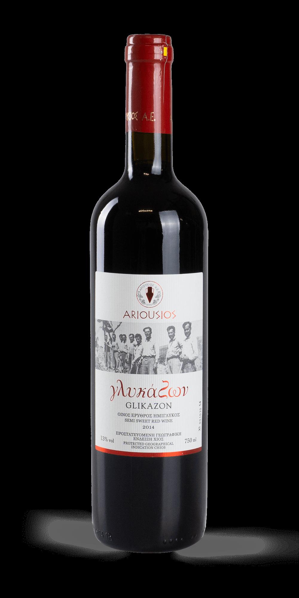 Glikazon 2014 - Ariousios Winery