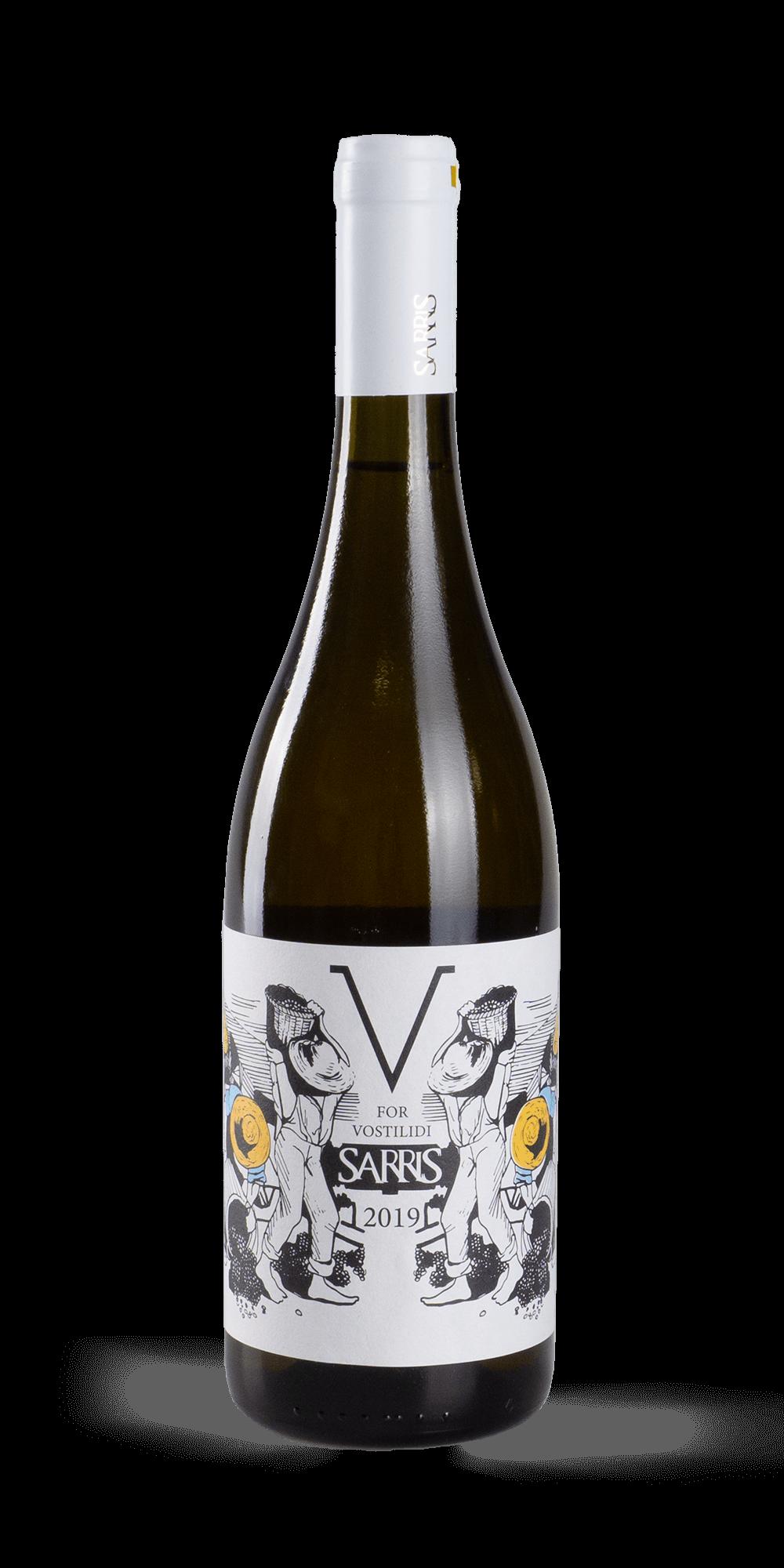 V for Vostilidi 2019