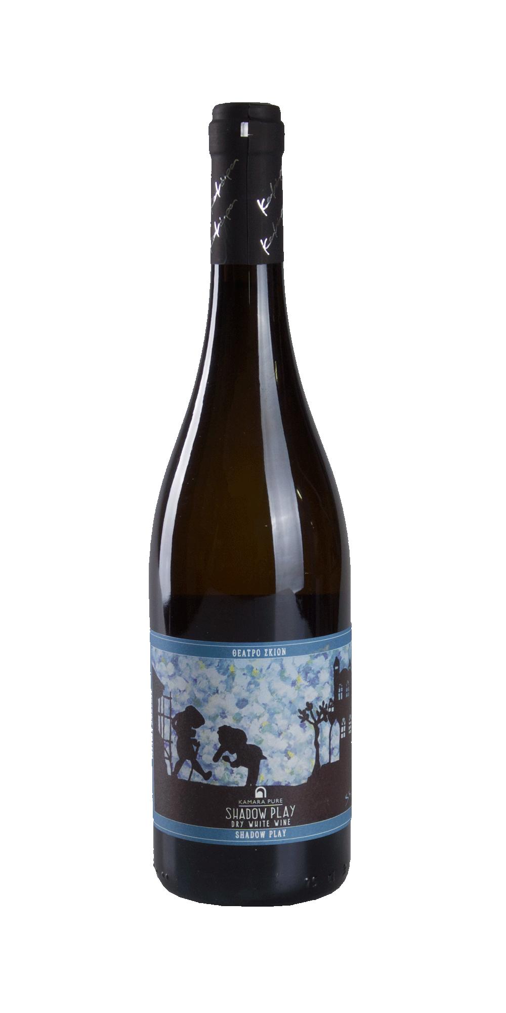 Shadow Play Weiß 2020 - Kamara Winery