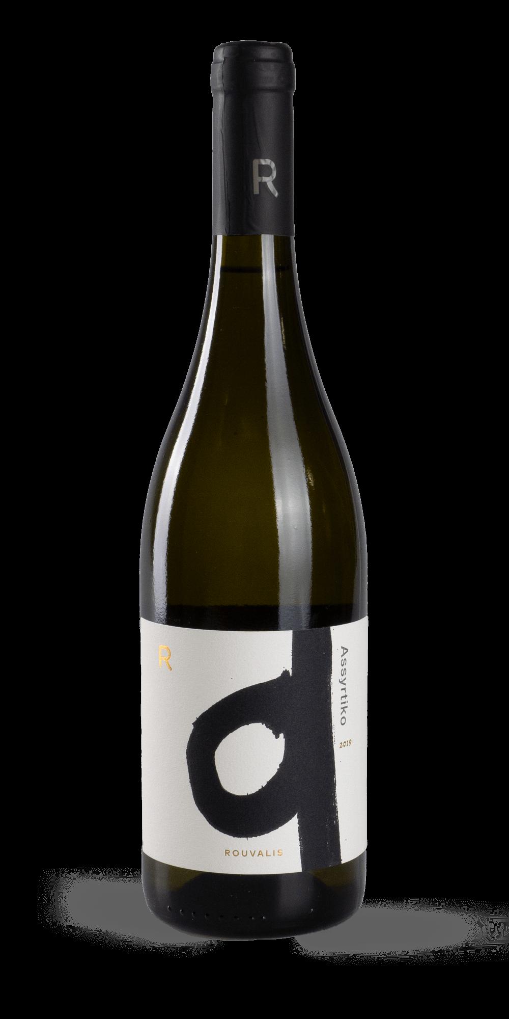 Assyrtiko 2019 (Rouvalis Winery)